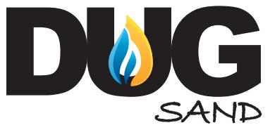 DUG Sand conference logo