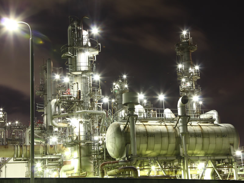Chemical producer plant