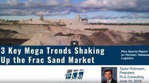 3 Key Trends Shaking Up the Frac Sand Market