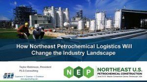 How Northeast Petrochemical Logistics image
