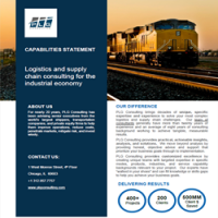 PLG Rail Capabilities Cover